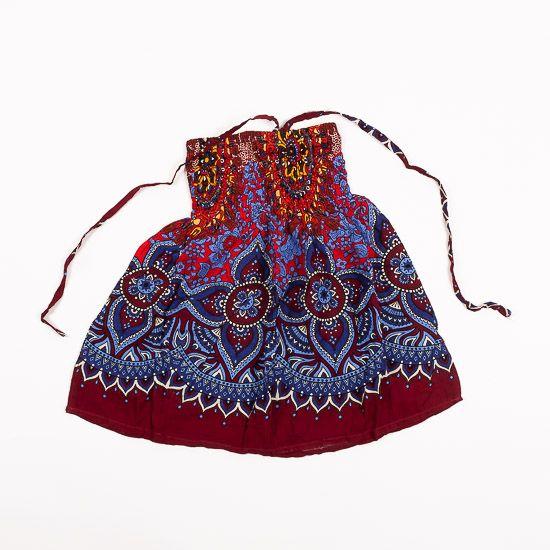 Dětské letní minišatičky (sukně) CUTIE 40 cm TT0022 01 015