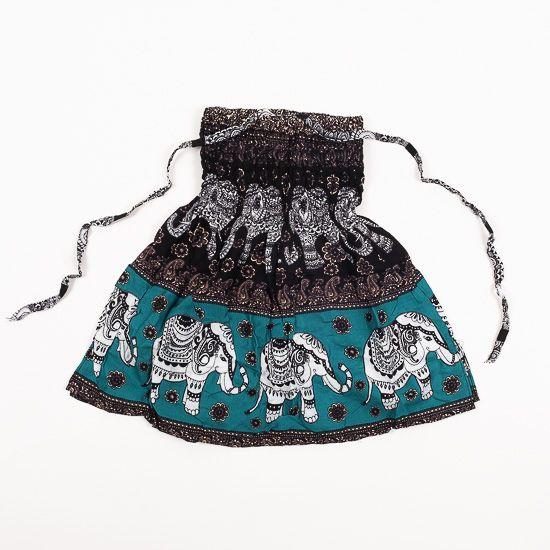 Dětské letní minišatičky (sukně) CUTIE 40 cm TT0022 01 010