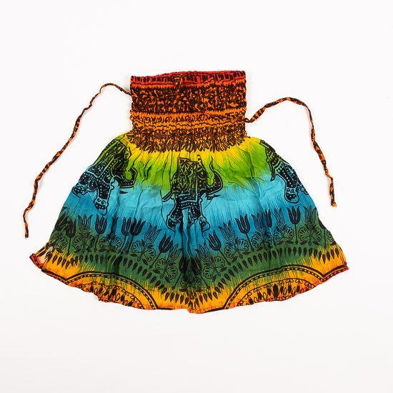 Dětské letní minišatičky (sukně) CUTIE 40 cm TT0022 01 011