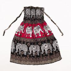 Dětské letní minišatičky (sukně)  CUTIE  57 cm