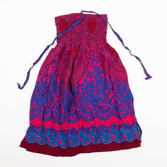 Dětské letní šatičky (sukně) CUTIE 57 cm TT0022 02 002