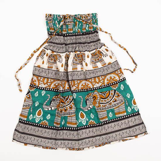 Dětské letní šatičky (sukně) CUTIE 57 cm TT0022 02 004