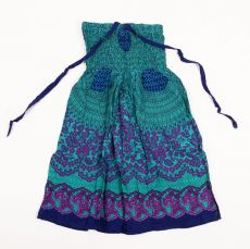 Dětské letní šatičky (sukně)  CUTIE  57 cm
