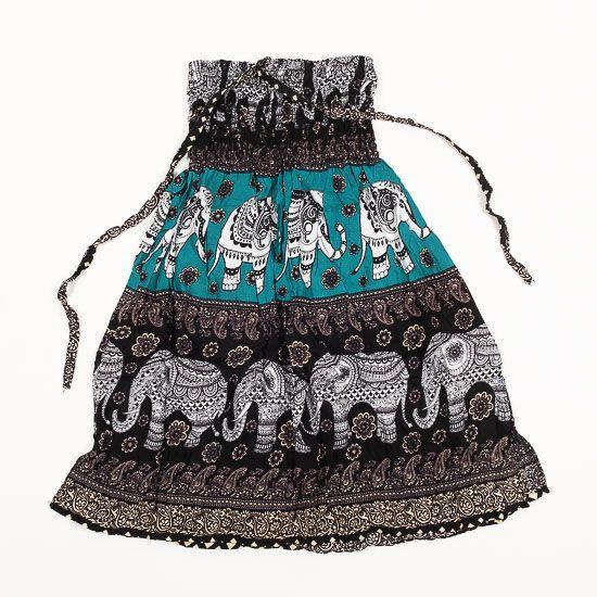 Dětské letní šatičky (sukně) CUTIE 57 cm TT0022 02 008
