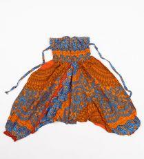 Dětské letní turecké kalhoty harémové  BABY ORIGIN  54 cm
