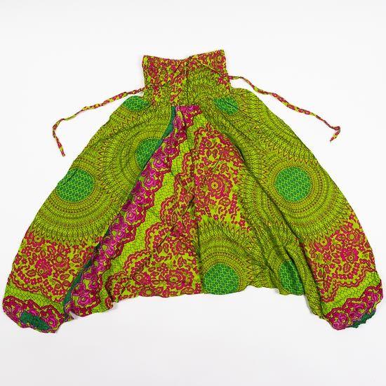 bff836af1 Dětské letní turecké kalhoty harémové BABY ORIGIN 54 cm TT0013 03 009