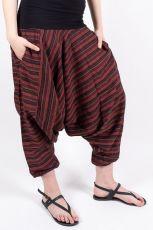 Kalhoty ALADIN TEX, bavlna Nepál NT0096 10 006 KENAVI