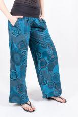 Kalhoty CARMEN, bavlna Nepál (dole ztahovací nohavice) NT0096 09 005 KENAVI