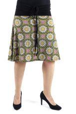 Krátká dámská letní sukně LEILA SEMI MIDI