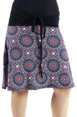 Krátká dámská letní sukně LEILA SEMI MIDI TT0102 04 003