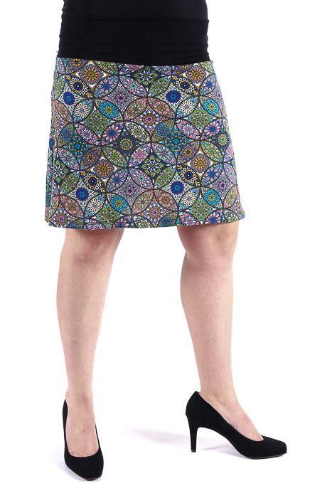 Krátká dámská letní sukně LOLA 47 TT0102 04 001