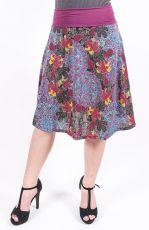 Krátká dámská letní sukně LOLA MIDI (16)
