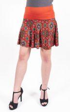 Krátká dámská letní sukně LOLA (026)