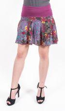 Krátká dámská letní sukně LOLA (027)