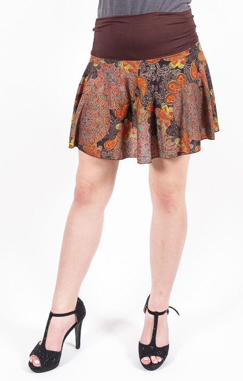 Krátká dámská letní sukně LOLA TT0102 01 028
