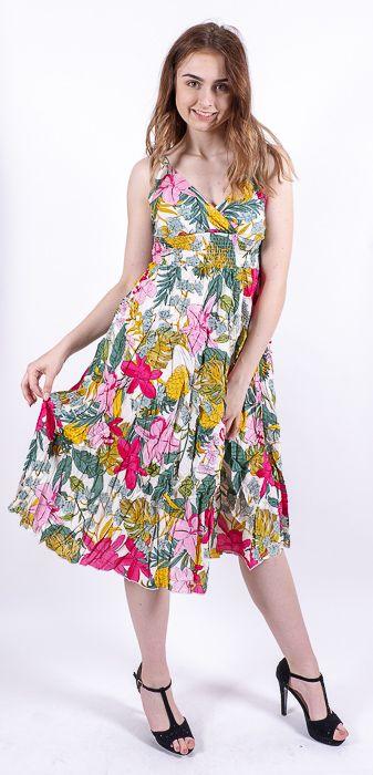 Letní dámské letní šaty SOMA TT0113 01 002