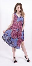 Ležérní dámské letní šaty HIBISCUS TT0112-01-016