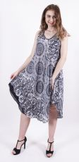 Ležérní letní šaty HIBISCUS (017)