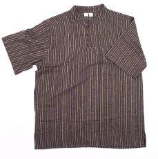 Pánská košile s krátkým rukávem Nepál