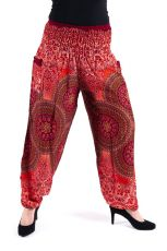 Turecké kalhoty sultánky FLOW viskóza Thajsko