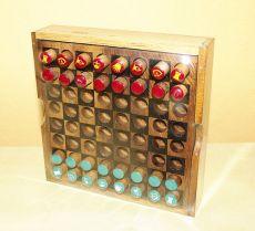 Dřevěné šachy  TD0028
