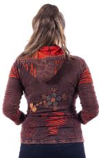 Bundička ZANSKAR II NT0023 00 042, 100% bavlna, ruční práce, Nepál KENAVI