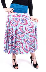 Dámská dlouhá sukně LOLA LONG z letního materiálu  TT0100-01-099