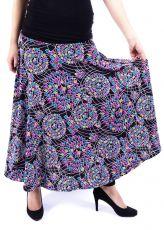 Dámská dlouhá sukně LOLA LONG z teplejšího materiálu (085)