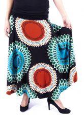 Dámská dlouhá sukně LOLA LONG z teplejšího materiálu (086)