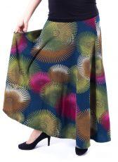 Dámská dlouhá sukně LOLA LONG z teplejšího materiálu (088)