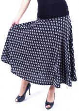 Dámská dlouhá sukně LOLA z teplejšího materiálu TT0100 01 094