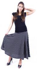 Dámská dlouhá sukně LOLA LONG z teplejšího materiálu (094)
