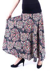Dámská dlouhá sukně LOLA LONG z teplejšího materiálu (096)