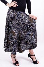 Dámská dlouhá sukně LOLA LONG z teplejšího materiálu (080)
