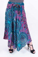 Dámská letní dlouhá sukně LAURA V, viskóza Thajsko (064)