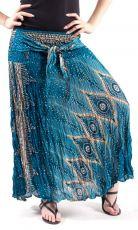 Dámská letní dlouhá sukně LAURA V, viskóza Thajsko (066)