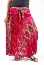 Dámská letní dlouhá sukně LAURA V, viskóza Thajsko (068)