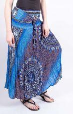 Dámská letní dlouhá sukně LAURA V, viskóza Thajsko (062)
