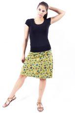 Dámská letní krátká sukně CALIENTE, bavlna Nepál (006)