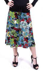 Dámská letní sukně / šaty s potiskem  TT0024-00-043