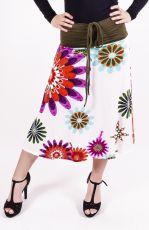 Dámská letní sukně / šaty s potiskem  TT0024-00-044