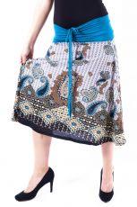 Dámská letní sukně / šaty s potiskem  TT0024-00-045