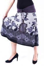Dámská letní sukně / šaty s potiskem  TT0024-00-046