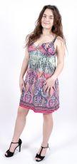 Dámské letní šaty COMET TT0023-00-106