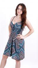 Dámské letní šaty COMET TT0023-00-107