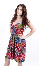 Dámské letní šaty COMET TT0023-00-109