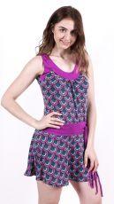Dámské letní šaty z pružného materiálu  TT0024-0-162