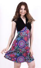 Dámské letní šaty z pružného materiálu  TT0024-0-163