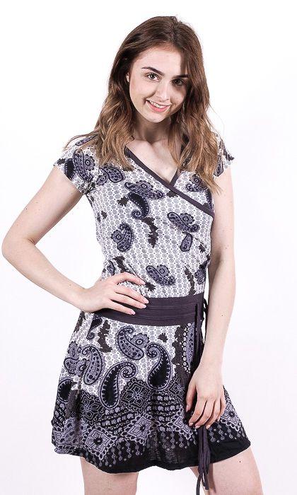 Dámské letní šaty - tunika - z pružného materiálu TT0024 0 165