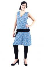 Dámské letní šaty z pružného materiálu  TT0024-0-171